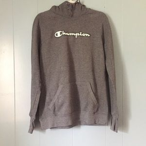 Rare Champion Hoodie Pullover